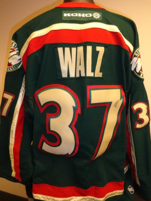 Walz Back